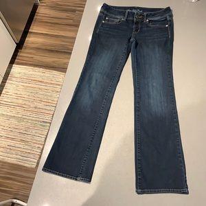 American Eagle Super Stretch Slim Boot Jeans